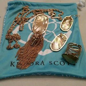 Kendra Scott Rayne, Elles snd Ring